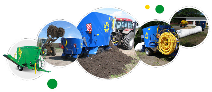 Mobilní kompostárny